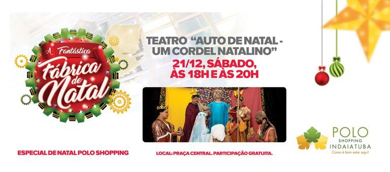 Auto de Natal Polo Shopping Indaiatuba
