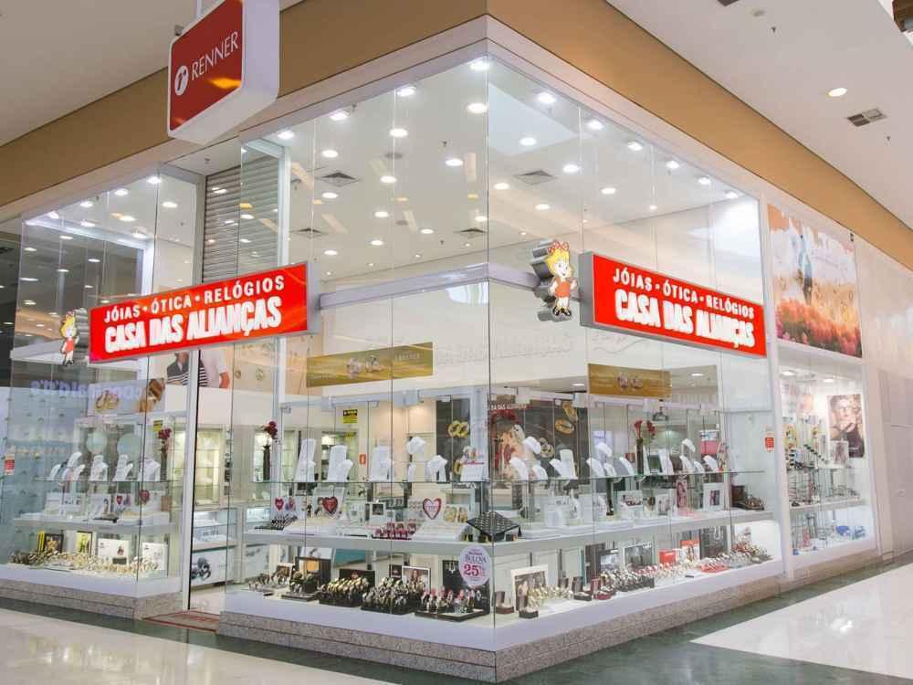 Casa da Aliancas Polo Shopping Indaiatuba