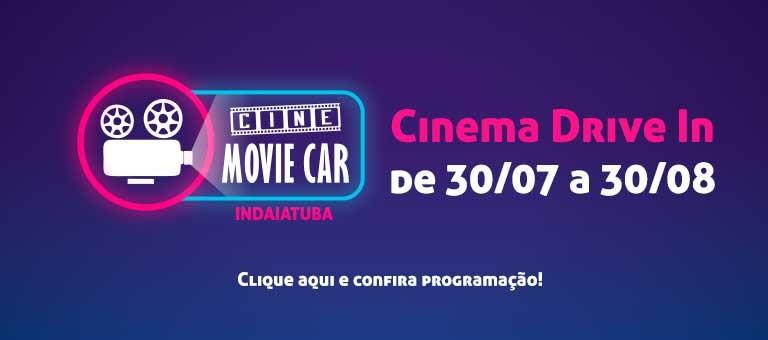 Cinema Drive in Cine Movie Car Polo Shopping Indaiatuba Topazio