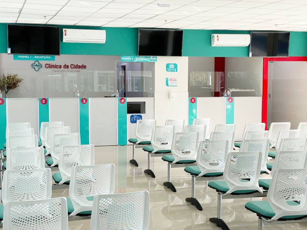 Clinica da Cidade Polo Shopping Indaiatuba