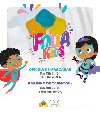 Folia Kids Polo Shopping Indaiatuba