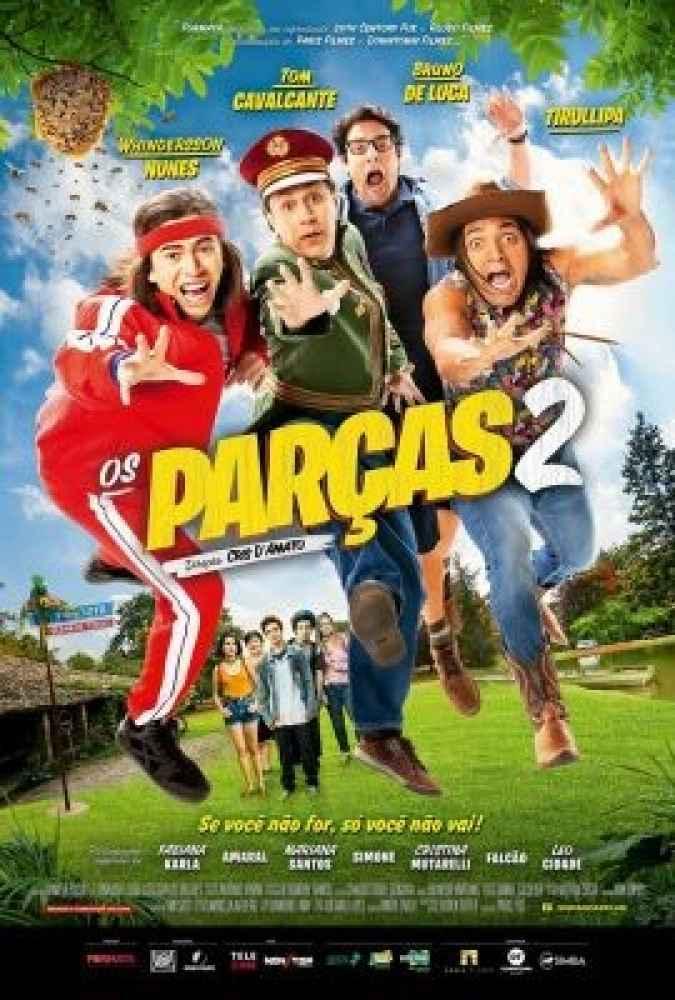 OS PARCAS 2  POLO SHOPPING INDAIATUBA