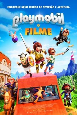 PLAYMOBIL - O FILME POLO SHOPPING INDAIATUBA