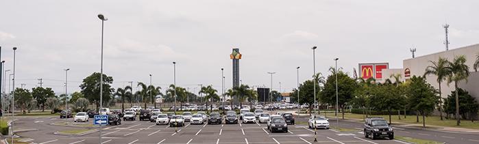 Estacionamento Polo Shopping Indaiatuba