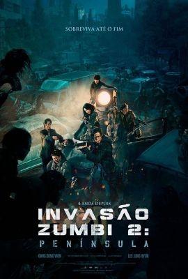 Polo Shopping Indaiatuba Topazio Cinema Invasao Zumbi 2 Peninsula Terror Filme