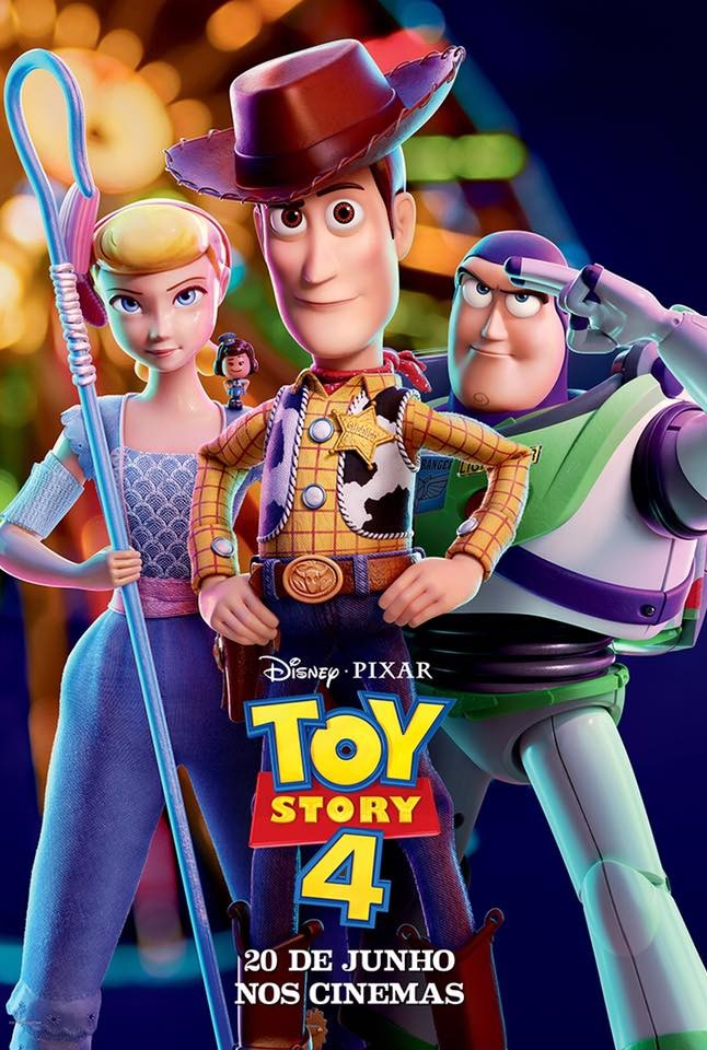 POLO SHOPPING INFANTIL TOY STORY 4