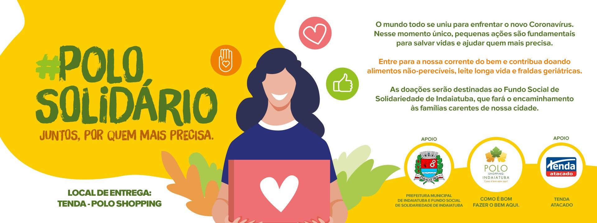 Polo Shopping Solidario