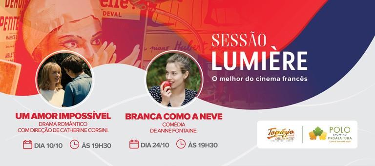 Sessao Lumiere Cinema Frances