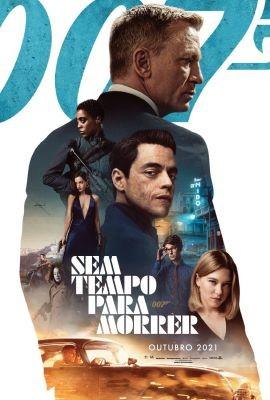007 SEM TEMPO PARA MORRER Topazio Cinemas Polo Shopping Indaiatuba