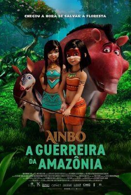 AINBO A GUERREIRA DO AMAZNIA Topazio Cinemas Polo Shopping Indaiatuba