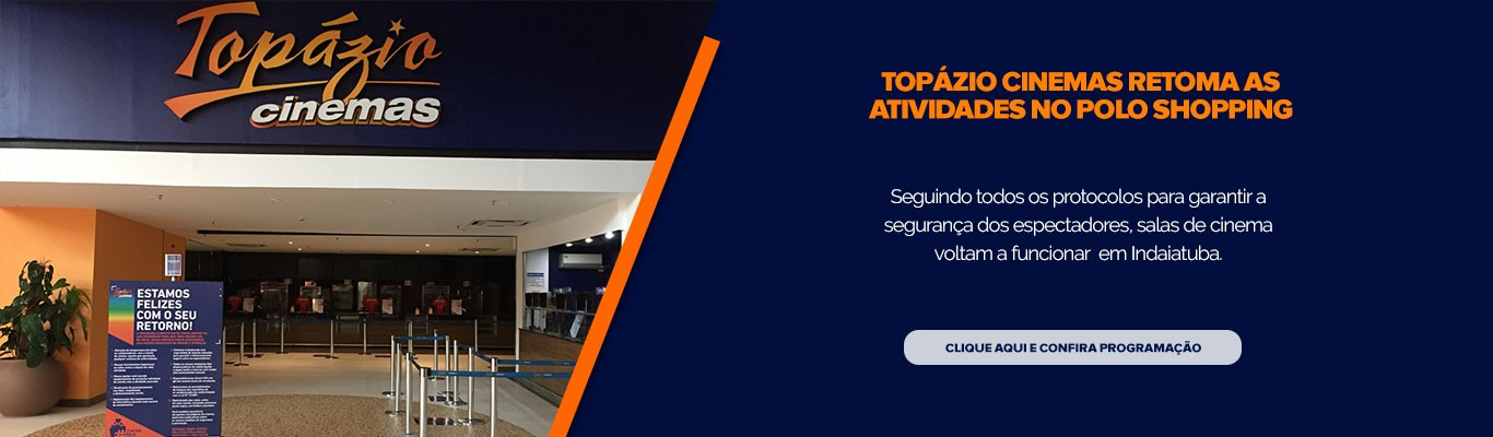 Cinema Polo Shopping Indaiatuba Topazio