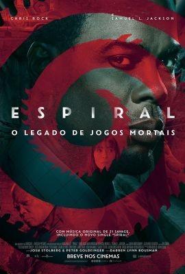 ESPIRAL: O LEGADO DE JOGOS MORTAIS Topazio Cinemas Polo Shopping Indaiatuba