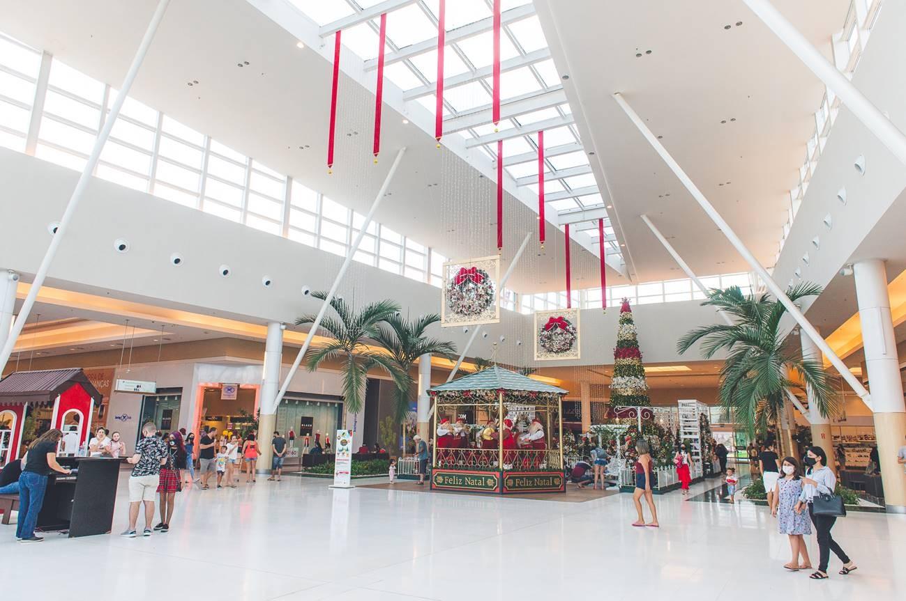 Horario de funcionamento Polo Shopping Indaiatuba