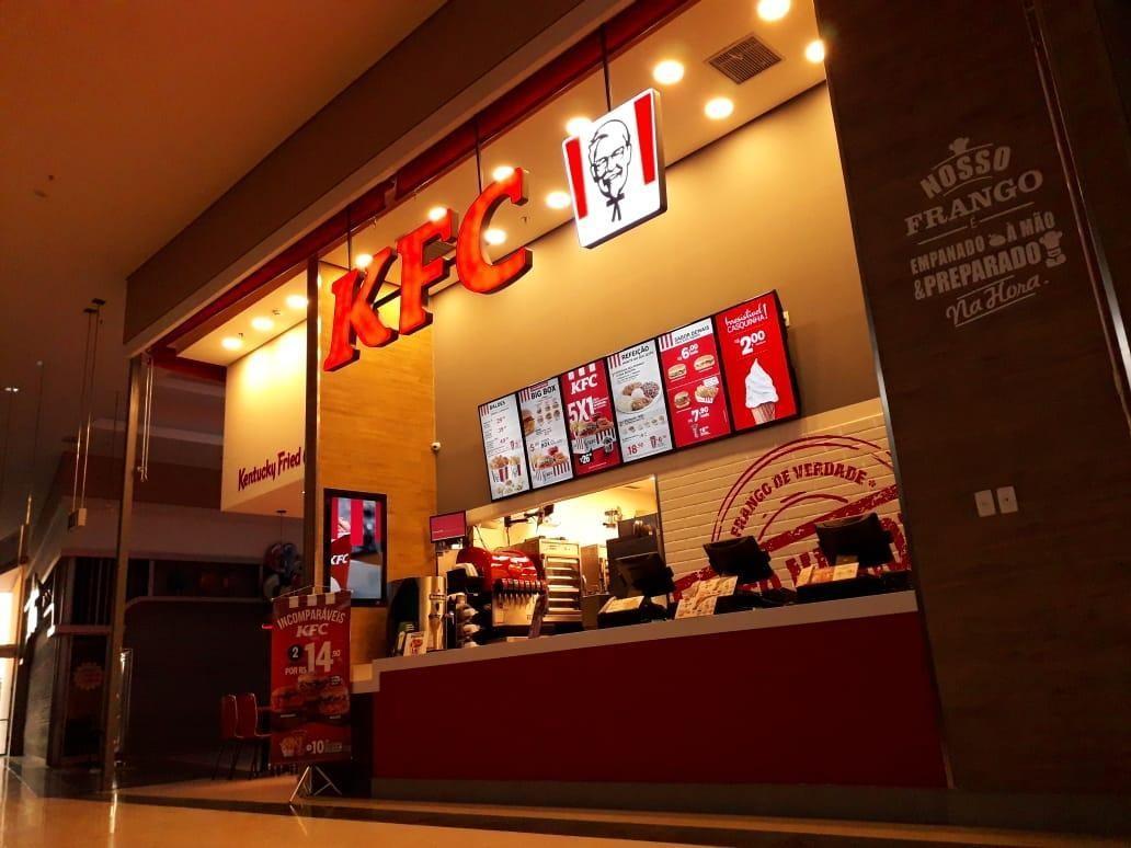 KFC Polo Shopping Indaiatuba