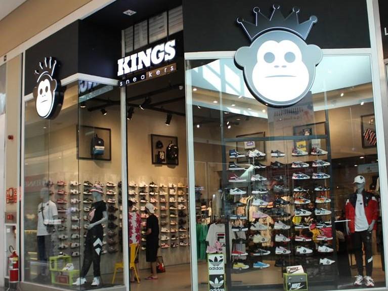 KINGS SNEAKERS POLO SHOPPING INDAIATUBA