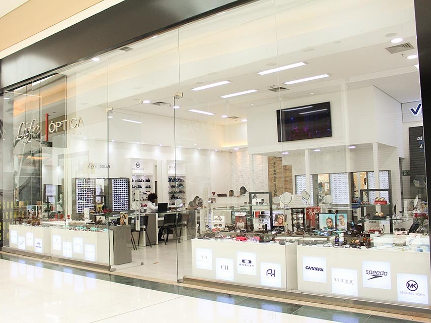 Life Optica Polo Shopping Indaiatuba