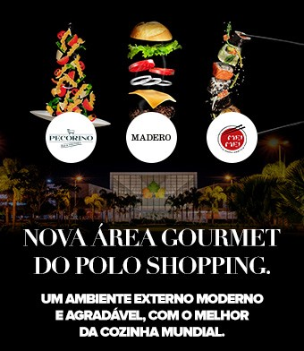 madero, pecorino, mei mei, polo shopping