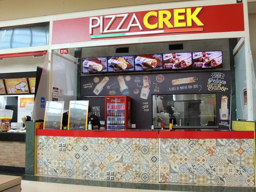 PIZZA CREK POLO SHOPPING INDAIATUBA