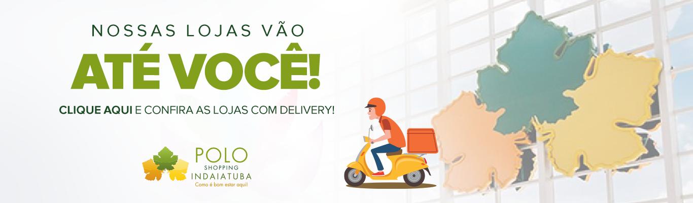 Polo Shopping Indaiatuba Delivery Entrega