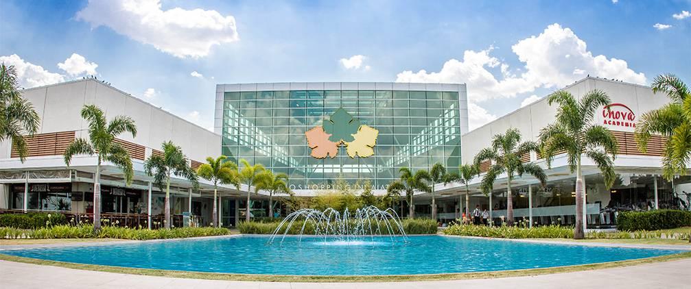 Polo Shopping Indaiatuba - Entrada principal