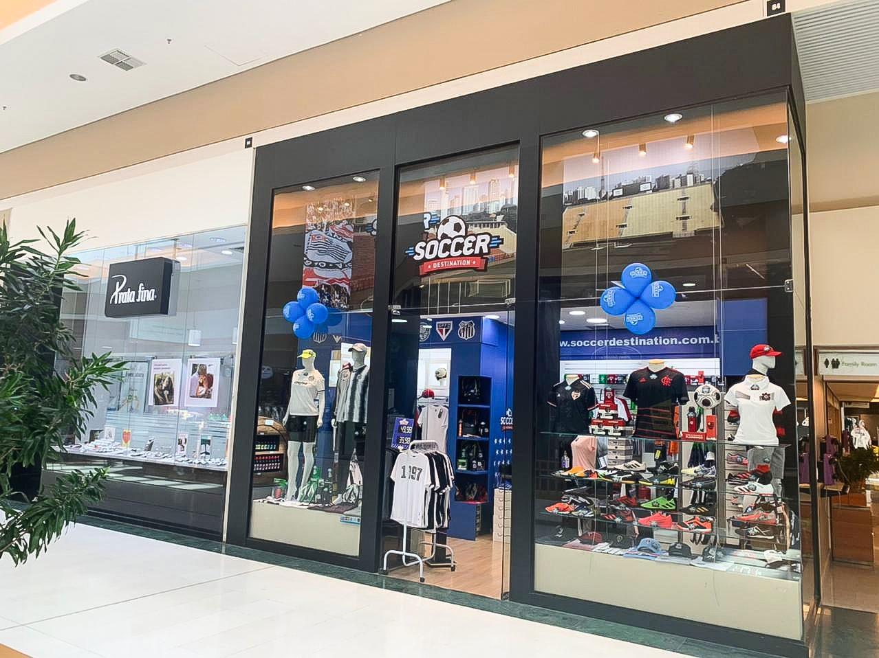 Polo Shopping Indaiatuba Soccer Destination Futebol