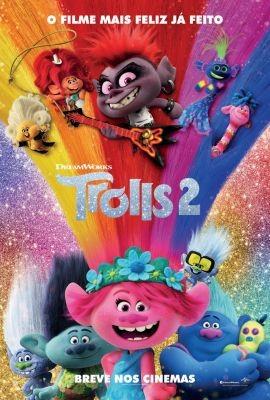 Polo Shopping Indaiatuba Topazio Cinema Filme Infantil Trolls 2