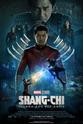 Shang - Chi  e a Lenda dos dez aneis Topazio Cinemas Polo Shopping Indaiatuba