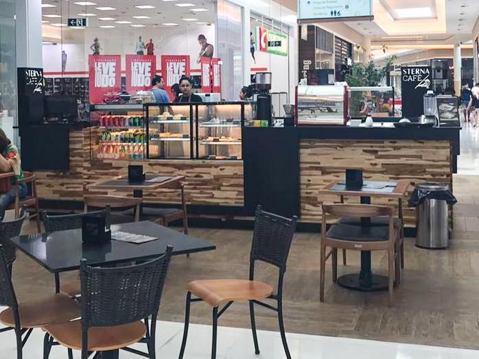 Sterna Cafe Polo Shopping Indaiatuba